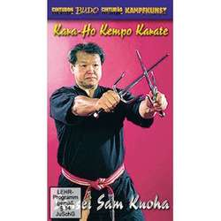 DVD Kuoha - Kara Ho Kempo Karate