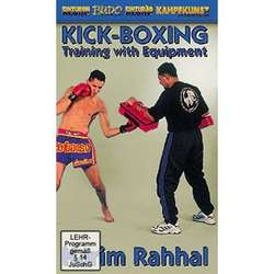 DVD Rahhal - Kick Boxing Training With Equipment