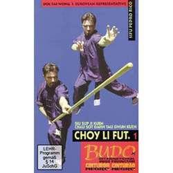 DVD Rico - Choy Li Fut 1