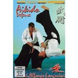 DVD Longueira - Aikido Defense