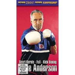 DVD ANDERSON - Sport Karate - Full - Kick