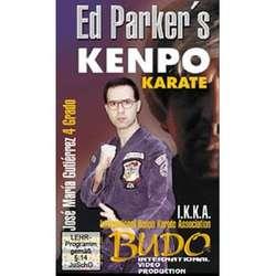 DVD Gutierrez - Ed Parker's Kenpo Karate