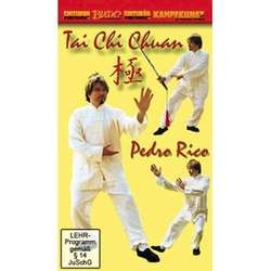DVD Rico - Tai Chi