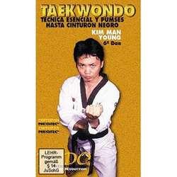 DVD Young - Taekwondo Basis & Pumses