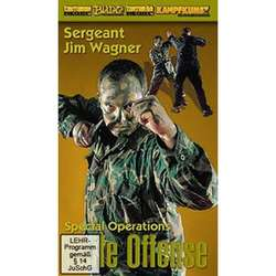 DVD Wagner - Special Operations Knife Offense