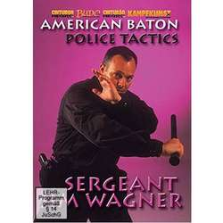 DVD Wagner - American Baton Police Tactics