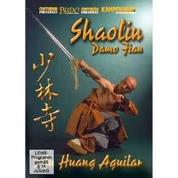 DVD Aguilar - Shaolin Damo Jian