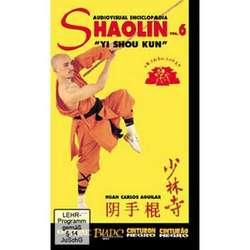 DVD Aguilar - Shaolin 6 Yi Shou Kun
