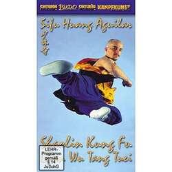 DVD Aguilar - Shaolin Kung Fu Chan Wu Tang Tuei