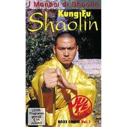 DVD Shaolin - Shaolin Kung-Fu Vol. 1