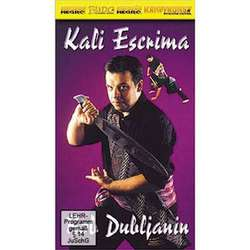 DVD Dubljanin - Kali Escrima
