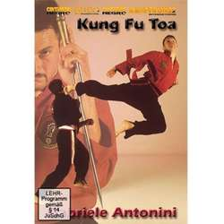 DVD Antonini - Kung Fu Toa