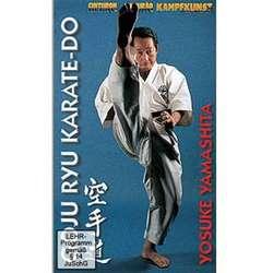 DVD Yamashita - Goju Ryu Karate-Do