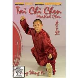 DVD Yu - Tai Chi Chen Martial Chen