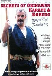 Secrets of Okinawan Karate & Kobudo Vol. 3