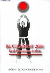 Bucharest 2001 Real Shotokan Action