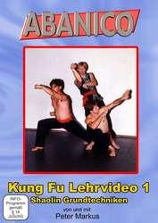 Kung Fu 1 Shaolin Grundtechniken