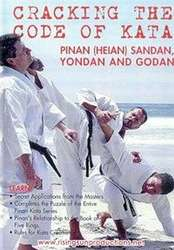 Cracking The Code of Kata Pinan / Heian Sandan, Yondan & Godan