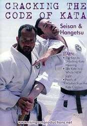 Cracking The Code of Kata Seisan & Hangetsu