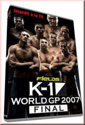 K-1 Grand Prix 2007, Finals Heavyweight