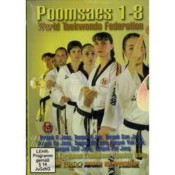 DVD: WTF - Poomsaes 1-8