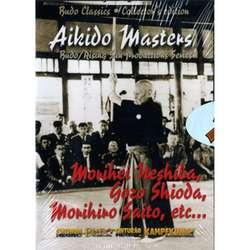 DVD: Aikido Masters - Aikido