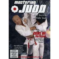DVD: The Secrets of Odo Judo - Koshi Waza