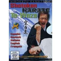 DVD: Kanazawa - Karate Te-Waza