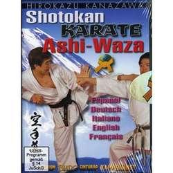 DVD: Kanazawa - Shotokan Karate Ashi-Waza