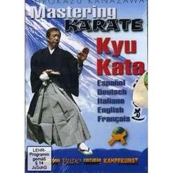 DVD: Kanazawa - Karate Kyu Kata