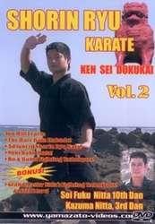 Shorin Ryu Karate Ken Sei Dokukai Vol.2