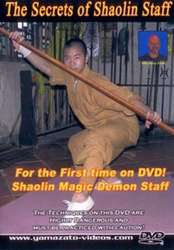 The Secrets of Shaolin Staff