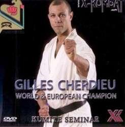 Karate Kumite Gilles Cherdieu