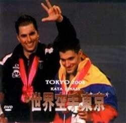 Karate Weltmeisterschaft 2008 in Tokyo Kata Finals