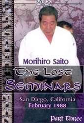 The Lost Seminars Morihiro Saito Vol.3