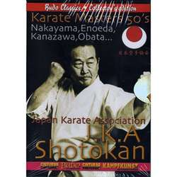 DVD: Japan Karate Association - Shotokan