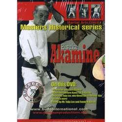 DVD: Akamine - Masters Historical Series