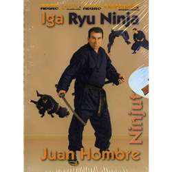 DVD: Hombre - Iga Ryu Ninja