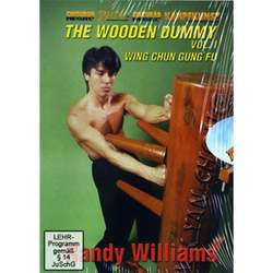 DVD: Williams - Wing Chun Wooden Dummy I
