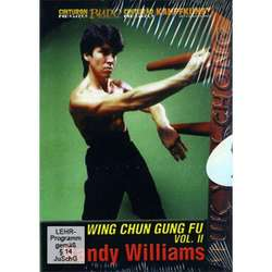 DVD: Williams - Wing Chun Wooden Dummy II