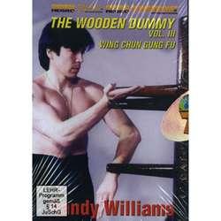 DVD: Willams - Wing Chun Wooden Dummy III