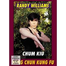 DVD: Williams - Wing Chun Chum Kiu