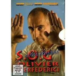 DVD: Pierfederici - Sog Explosive Close Combat