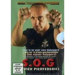DVD: Pierfederici - Sei dein eigener Bodyguard
