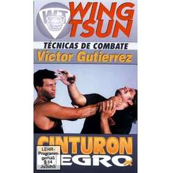 DVD: Gutierrez - WT Kampfanwendungen
