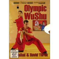 DVD: Huihui & Török - Olympic Wushu