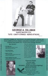 Kyusho-Jitsu Forms of the Ryukyu Islands & 13 KO's George Dillman