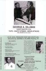 Kyusho-Jitsu Kata Bunkai Seiuchin George Dillman