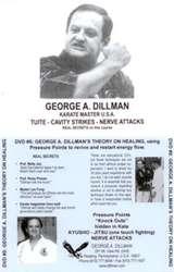 Kyusho-Jitsu Theory on Healing George Dillman