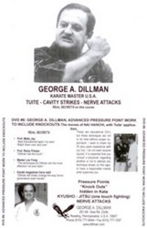 Kyusho-Jitsu Advanced Pressure Point & Kata Bunkai Naihanchi George Dillman